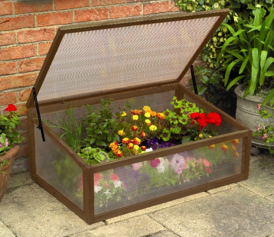3ft 3in x 2ft 1in Wooden Cold Frame