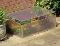 3ft 3in x 1ft 11in Aluminium Cold Frame