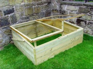4ft 5in x 3ft 4in Swallow Cold Frame Large