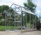 Elite High Eave 6ft x 4ft Greenhouse