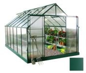 Lacewing� 8ft x 12ft Deluxe Aluminium Frame Double Door Greenhouse