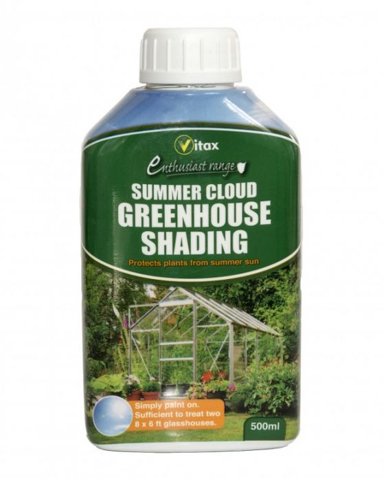 Vitax Summer Cloud Greenhouse Shading