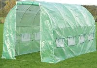 New Leaf Polytunnel 4m x 2m (13ft 1in x 6ft 7in)