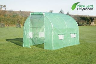 New Leaf™  Polytunnel 3m x 2m (9ft 10in x 6ft 7in)
