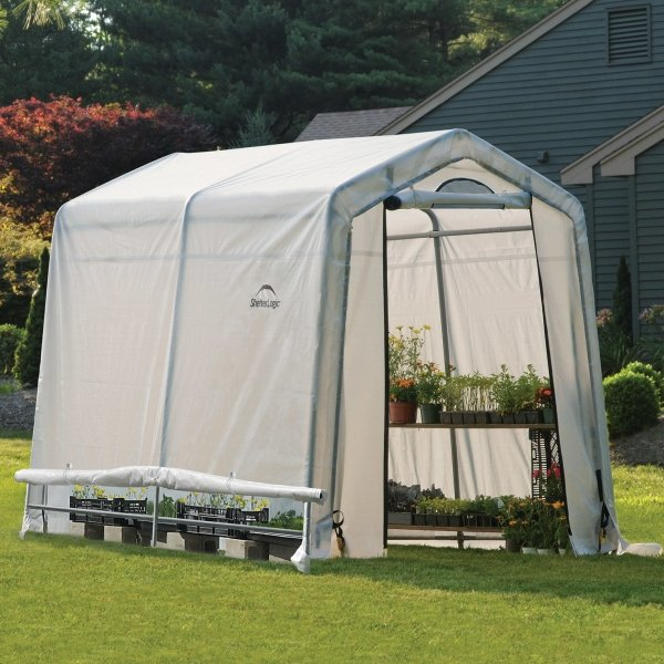 6ft x 8ft Greenhouse in a Box by Rowlinson®