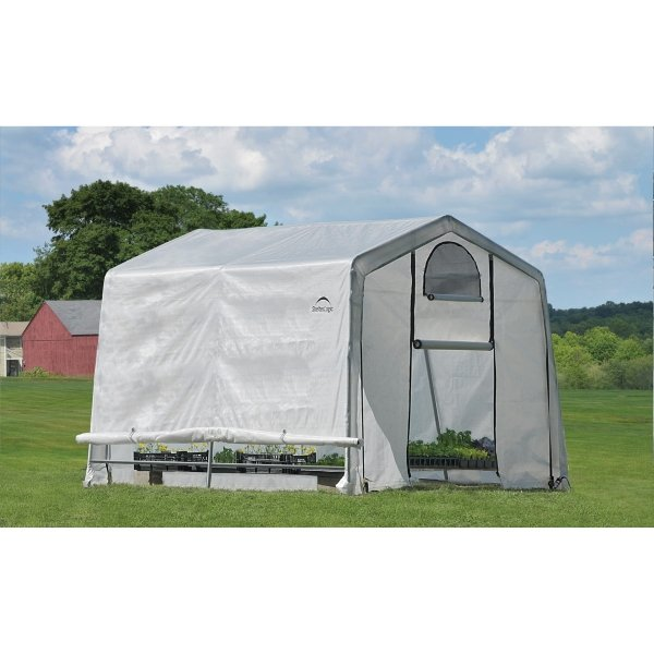10ft x 10ft Greenhouse in a Box by Rowlinson®