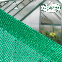 0.83m x 5.2m Lacewing™ 100gsm Greenhouse Shading