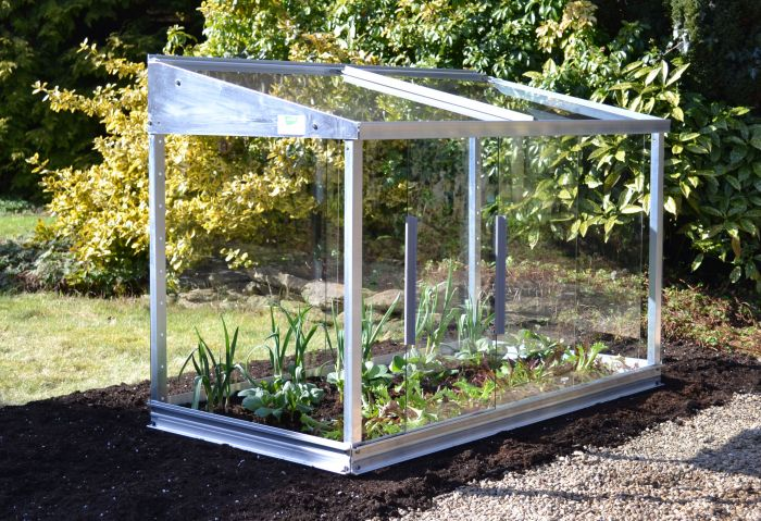 2ft x 4ft Mini Classic Cold Frame