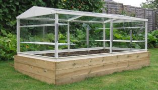 8ft x 4ft Classic Cold Frame