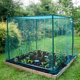 Heavy Duty Fruit Cage 4m x 4m x 2m