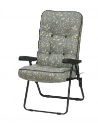 99cm Deluxe Recliner in Country Teal