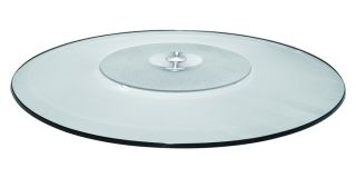 27in / 70cm Dia Glass Lazy Susan By Alexander Rose