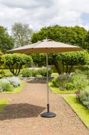 Norfolk Leisure 2.7m King Parasol in Taupe