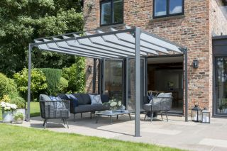 Pandora Leaf Adjustable Pergola 3x3.6m