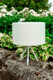 Outdoor LED Tripod Style Table Lamp
