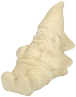 Gnome Sleeping Stone Figurine