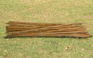 1m Bamboo Cane Plant Supports (Pack of 20)