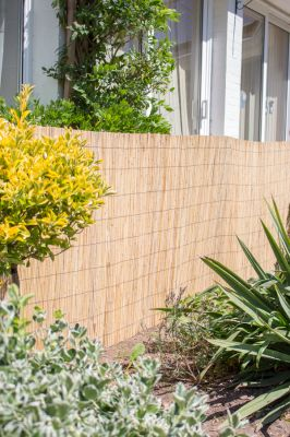 4.0m x 1.0m Bamboo Cane Fencing Screening by Papillon™