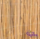 Bamboo Cane Natural Fencing Screening 4.0m x 2.0m (13ft 1in x 6ft 7in) - By Papillon™