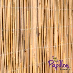 Bamboo Cane Natural Fencing Screening 4.0m x 1.0m (13ft 1in x 3ft 3in) - By Papillon™
