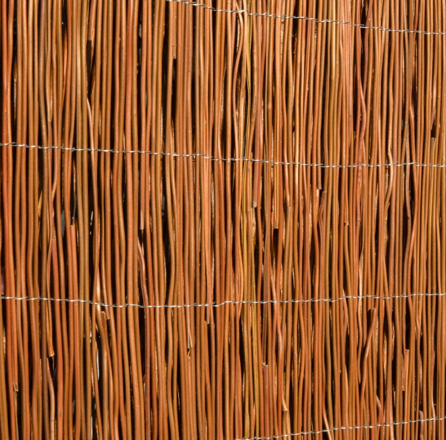 Natural Fern Fencing Screening 4.0m x 1.0m (13ft 1in x 3ft 3in) - £5.00 Per M² - By Papillon™
