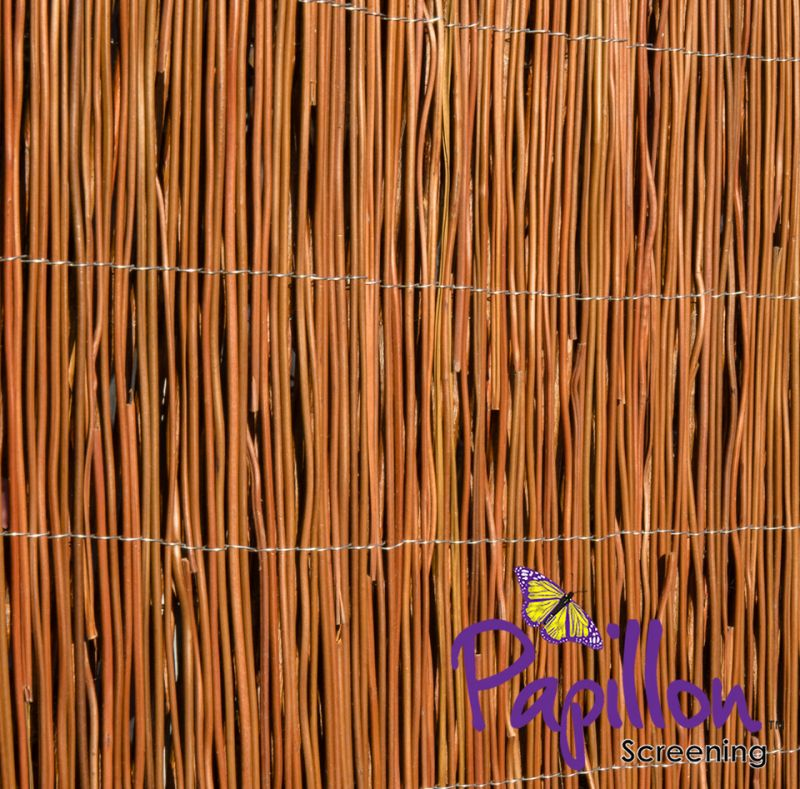 Natural Fern Fencing Screening 4.0m x 1.8m (13ft 1in x 6ft) - £4.17 Per M² - By Papillon™