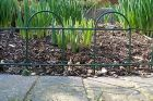 L3m Hoop Top Edging Easy Fence Lawn Edging - H20cm (Small)