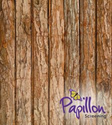 Bark Natural Fencing Screening Rolls 3.0m x 1.2m - By Papillon™