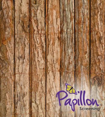 4.0m x 1.5m Bark Screening Rolls by Papillon�