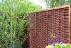 Framed Willow Hurdles Fencing Panels 1.82m x 1.37m (6ft x 4ft 6in) - By Papillon™