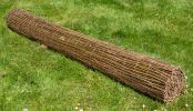 Premium Willow Fencing Screening Rolls 5.0m x 1.0m (16ft 4in x 3ft 3in) - £6.67 Per M² - By Papillon™