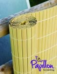 4.0m x 2.0m Bamboo Cane Artificial Screening by Papillon�