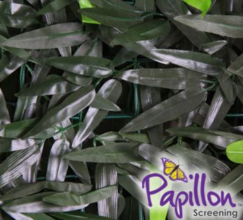 1m x 3m Bamboo Leaf Artificial Screening by Papillon™