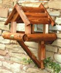 Somerset Wall Mounted Bird Feeder