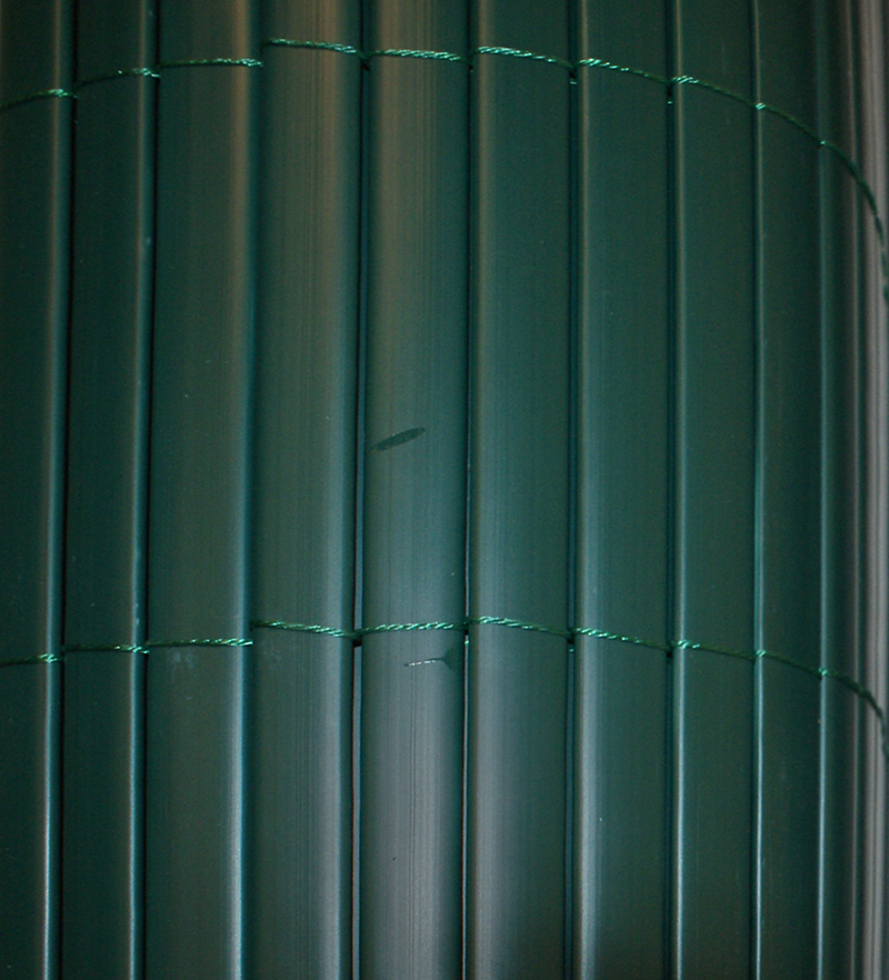 4.0m x 1.0m Green Bamboo Cane Artificial Screening by Papillon™