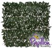 Extendable Artificial Goat Willow Fencing Screening Trellis 2.0m x 1.0m (6ft 7in x 3ft 3in) - By Papillon™