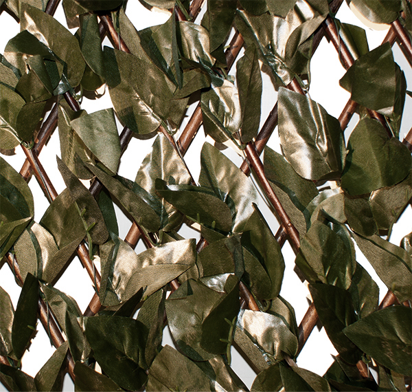 1 x 2m Extendable Artificial Goat Willow Screening Trellis - by Papillon™