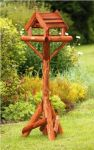Gloucestershire Covered Bird Feeder Table