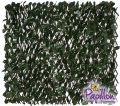 1 x 2m Extendable Artificial English Ivy Screening Trellis - by Papillon�