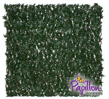 1 x 2m Extendable Artificial Green Acer Screening Trellis - by Papillon�