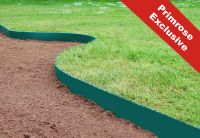 L10m Easy Lawn Edging in Green - H14cm - Smartedge