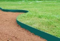 L50m Easy Lawn Edging in Green - H14cm - Smartedge