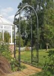 Wrenbury Round Top Steel Arch H2.2m