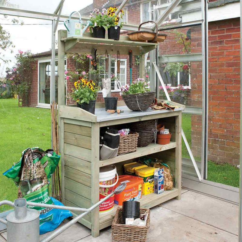 Premier Potting Station
