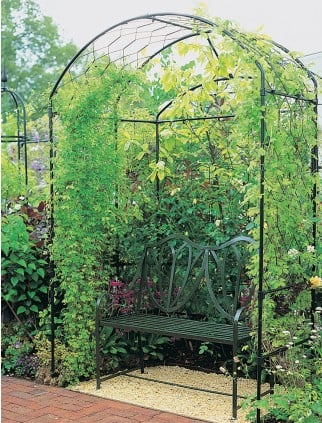 Agriframes Harrogate Arch - 2.4m (W) Classic Extra Range