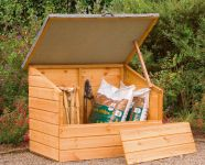 Garden Chest by Forest Garden - 3 x 4ft