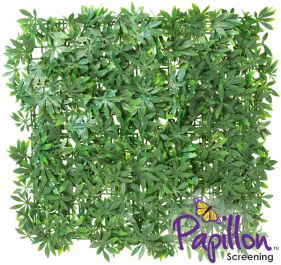 50x50cm Green Acer Artificial Hedge Panel (1ft 7in x 1ft 7in) - by Papillon™
