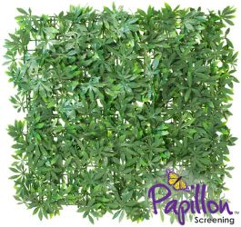 50x50cm Green Acer Artificial Hedge Panel - by Papillon™ - 32 Pack - 8m²