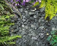 Blue Slate Chippings 20mm 800Kg Bulk Bag