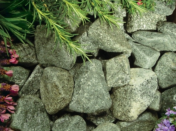 Forest Green Cobbles 800Kg Bulk Bag